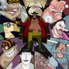 黒ひげ海賊団10人のメンバーの強さと懸賞金額の予想考察!