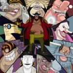 黒ひげ海賊団10人のメンバーの強さと懸賞金額の予想考察!【ワンピース】