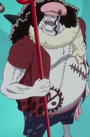 強さ74位 ホーディ・ジョーンズ【新魚人海賊団】