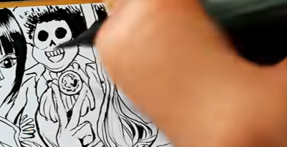 ルフィが海賊王になった10年後の麦わら海賊団!イラスト動画