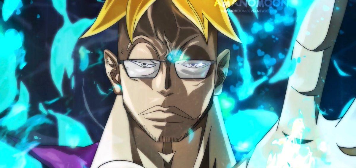 強さ17位 マルコ【白ひげ海賊団】