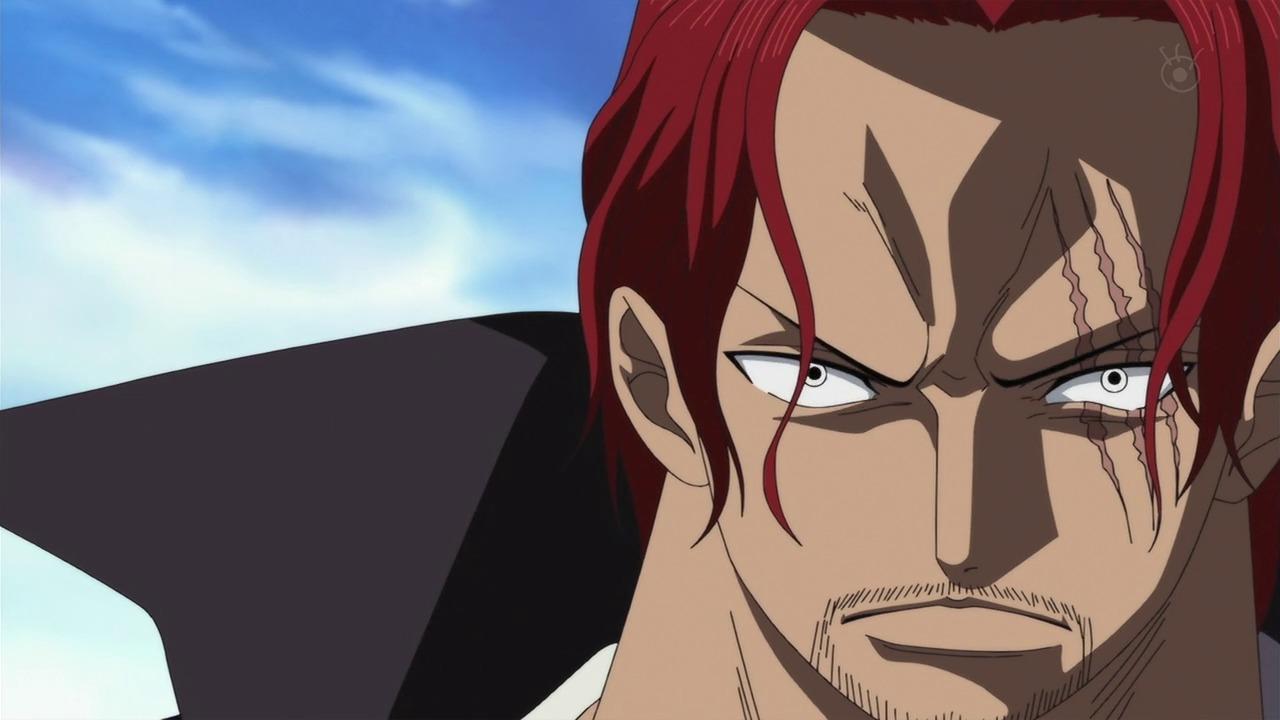 強さ3位 シャンクス【赤髪海賊団】
