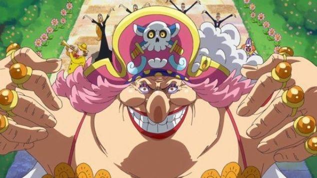 強さ8位 シャーロット・リンリン(ビッグマム)【ビッグマム海賊団】