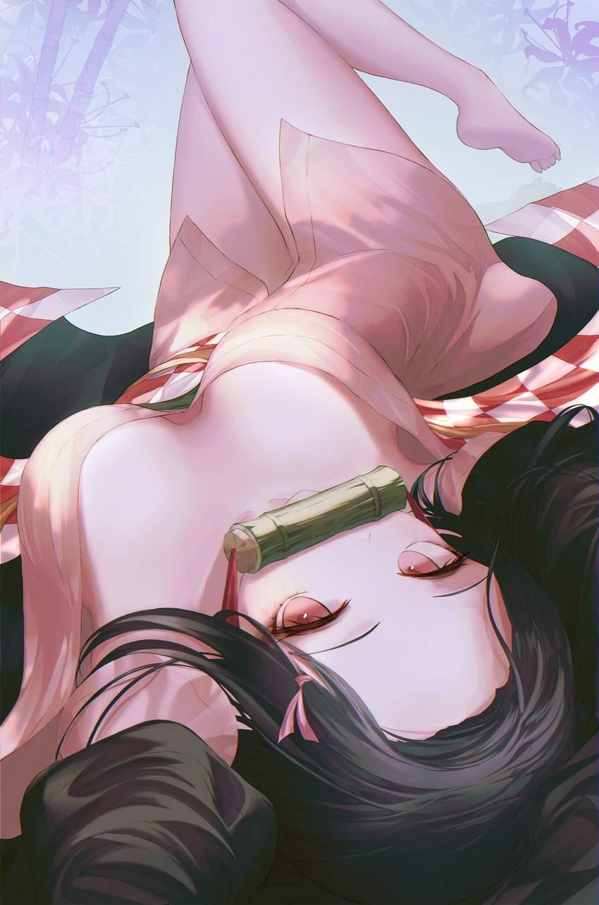 竈門禰豆子(かまどねずこ)エロ画像